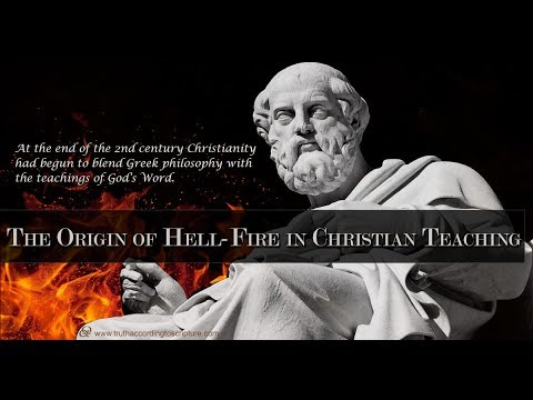 Origin of HELL - a Place of Contemplation