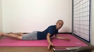 腰の柔軟性&体幹の使い方(フル)