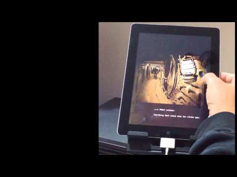 Interactive Comics on iPad