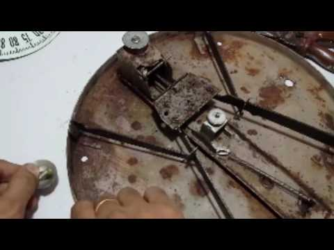 How to open and repair human weight machine, DIY