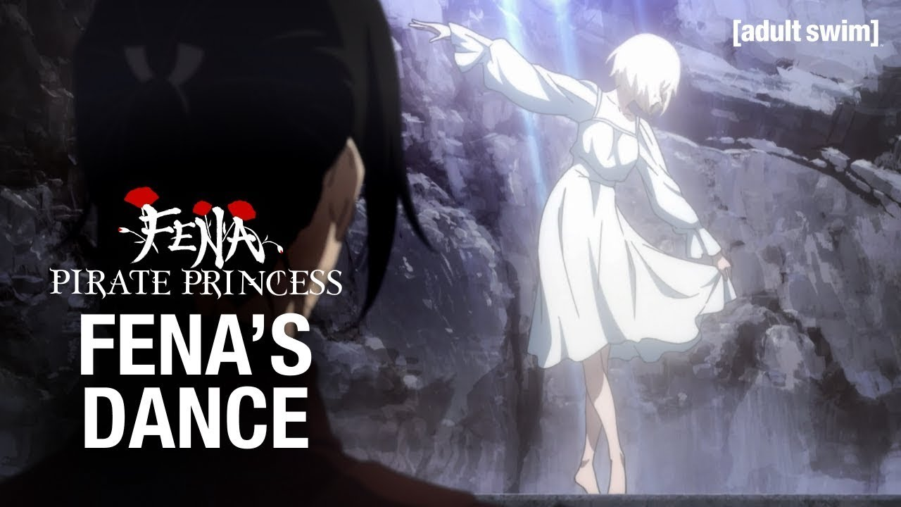 Fena's Dance | Fena: Pirate Princess | Toonami
