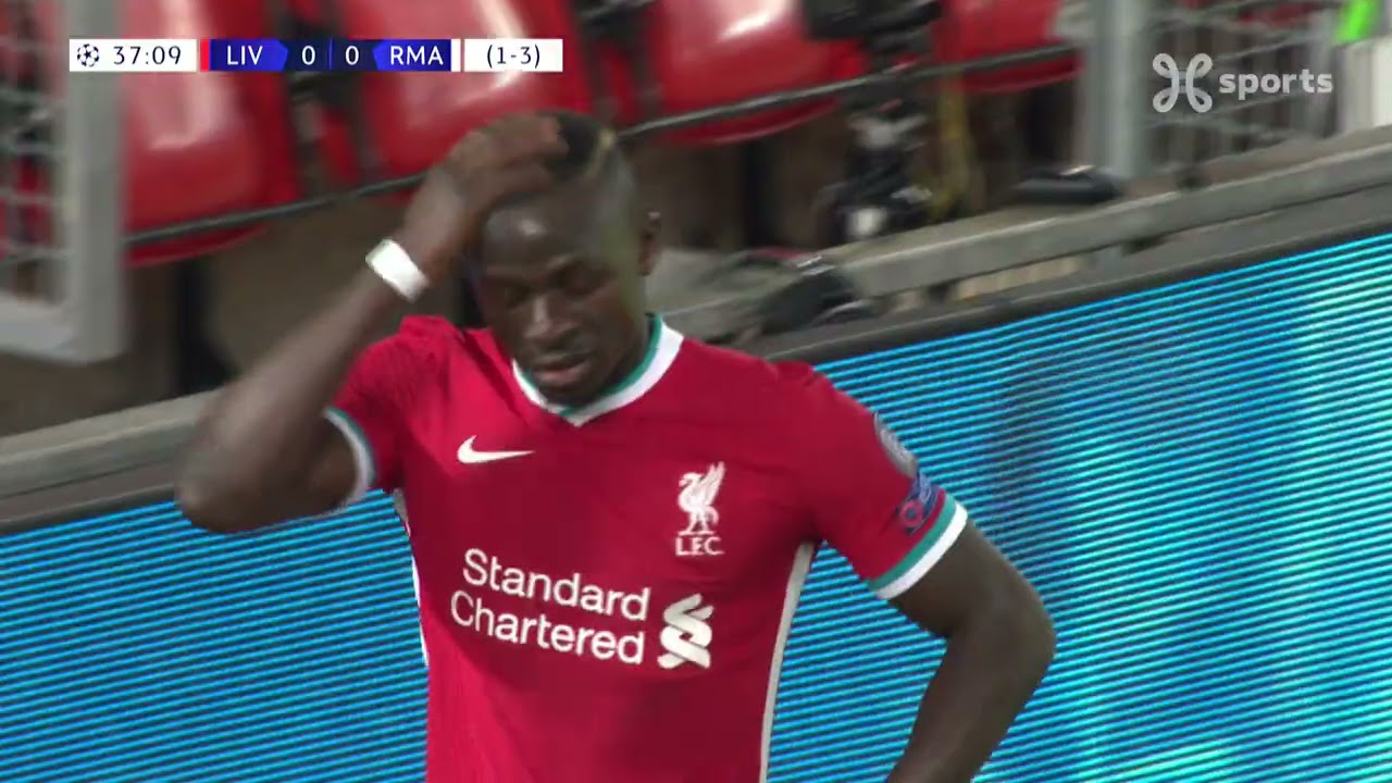Champions League 14.04.2021 / Highlights NL / Liverpool - Real Madrid