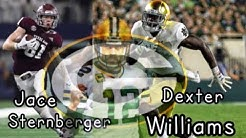 Jace Sternberger & Dexter Williams -New WEAPONS for the Packers//HIGHLIGHTS