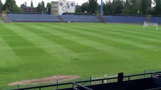 Stadion Ruchu - 7 lipiec 2009