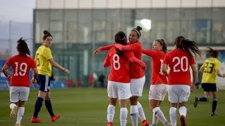 La Roja Femenina | Chile vs Colombia