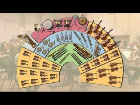 Orchester des 20ten Jahrhunderts