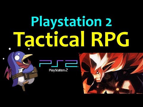 10 Awesome PS2 Tactical RPG Games 😍 Video 1 ... (Gameplay)