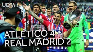 Download Video ATLÉTICO 4-2 REAL MADRID, UEFA SUPER CUP 2018 HIGHLIGHTS: Relive the action!! MP3 3GP MP4