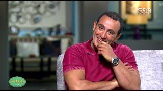 أحمد السقا: مجدي كامل جابلنا البوليس في تصوير «حرب أطاليا» (فيديو)