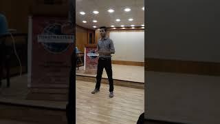 Election Speech- VP PR- Maaz Ahmed