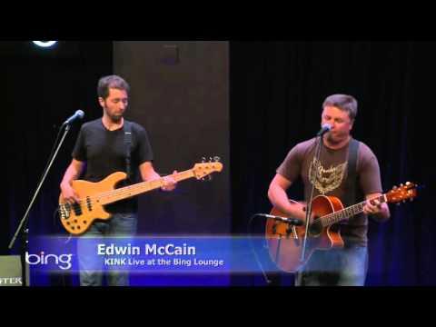 Edwin McCain   I'll Be Live Acoustic