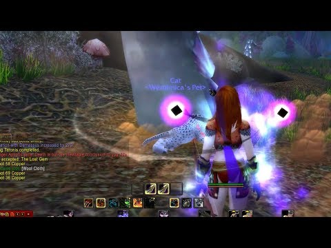 World Of Warcraft Quest Info: The Lost Gem
