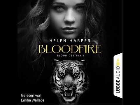 Bloodfire YouTube Hörbuch Trailer auf Deutsch