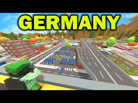 UNTURNED GERMANY NEW MAP UNTURNED Germany Gameplay - Berlin map unturned