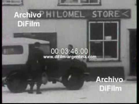 DiFilm - Imagenes de las Islas Malvinas - Falkland Islands 1966