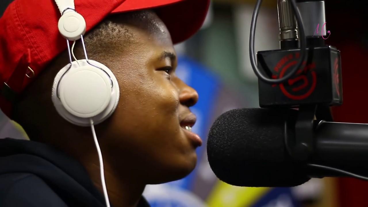 Download The Stir Up on 5FM - Nasty C
