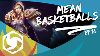 """Dream Team: Ep 16 - """"Mean Basketballs"""" - Heroes of the Storm Gameplay 2019"""