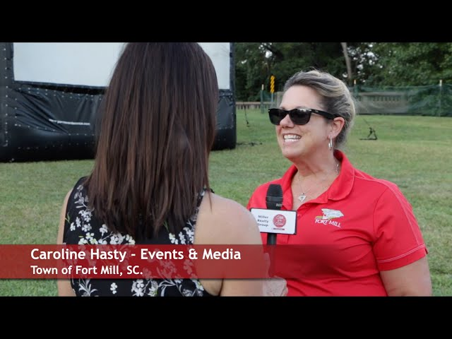 Town of Fort Mill Movie Night and More To Events To Come