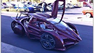 T-Rex Ronin Samurai Style Trike/Car