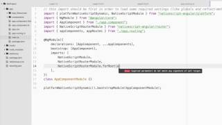 Navigating A NativeScript App With The Angular 2 Router