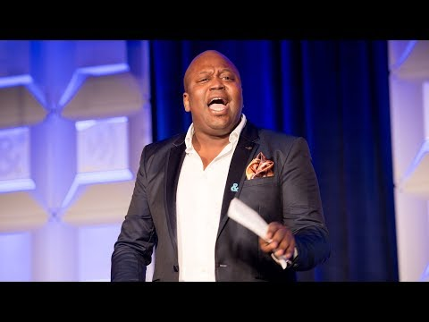 Tituss Burgess: In this Administration, We Can't Shut Up | 2017 GLAAD Gala Atlanta