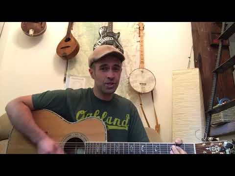 Feelin Groovy (aka Feelin Jewy!) - How to play Guitar w/Isaac Zones