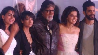 Amitabh Bachchan talks about Woman Empowerment at 'PINK' trailer Launch | SpotboyE