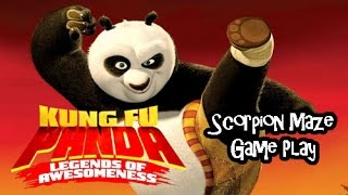 Kung Fu Panda - Legends of Awesomeness Game