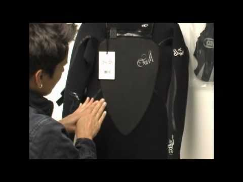 1dce32078b O neill Delux Mod 543mm Womens Wetsuit - PleasureSports.com - YouTube