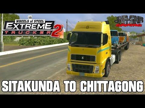 18 WOS ET2 | Sitakunda to Chittagong | TUK-TUKS