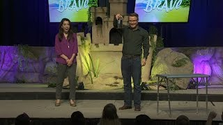 Jesus Makes Me Brave - Overcome Fear and Worry - GETV Kids