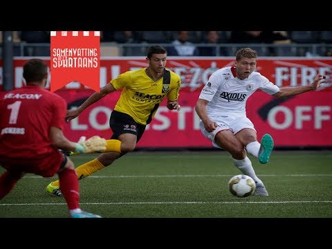VVV-Venlo - Sparta Rotterdam in het archief: 2015-2016 (1-1)