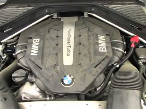 2012 Bmw X5 Xdrive50i 4 4l Twin Turbo N63 Engine Test