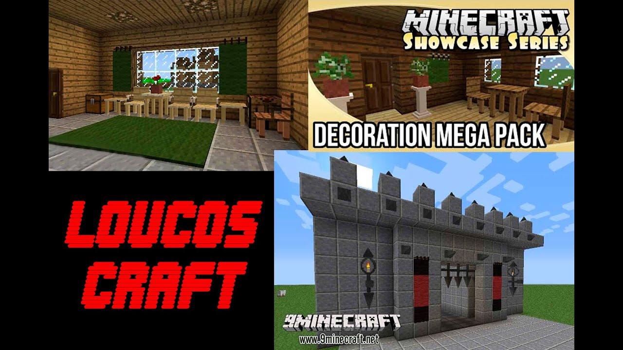 Minecraft Mods Mod De Decoracao