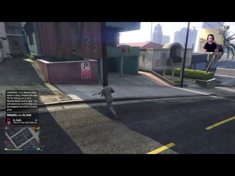 Live GTA 5 with Cocoa Butter, Frantic and Semantics