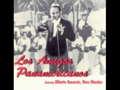 CHIQUITO MONTUNO -  LOS AMIGOS PANAMERICANOS