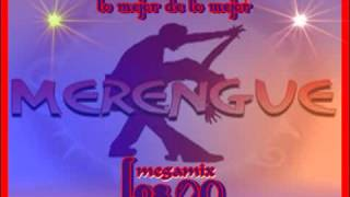 Merengue mix de los 90