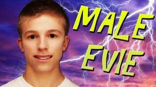 MALE EVIE? | Boibot