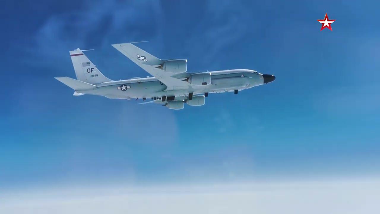 Эксперт объяснил неожиданное появление американского RC-135 над Камчаткой