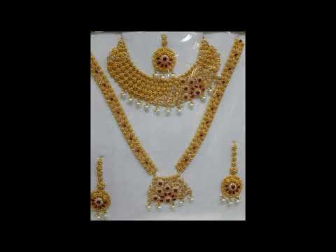 Marriage Jewel Set For Rent in Madurai 8940112255