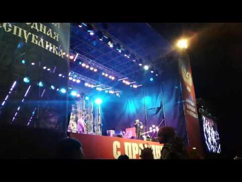 Чичерина - Мой рок-н-ролл. Донецк, 11 МАЯ 2017, День Республики