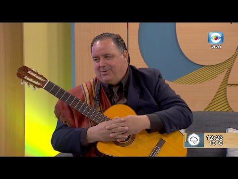 Carlos Paravís: Homenaje a Santiago Chalar