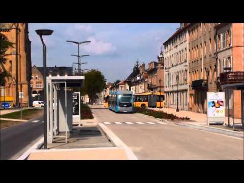 Van Hool Exquicity 24 Hybride - Square du Luxembourg