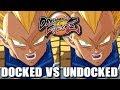 Dragon Ball Fighter Z | Docked VS Undocked | Nintendo Switch