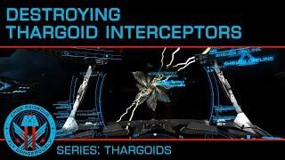 Tutorial: Destroying Thargoid Interceptors