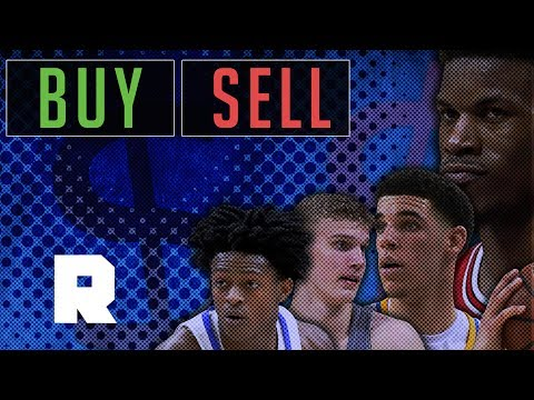 Buy Or Sell? First Round Of The 2017 NBA Draft | The Ringer
