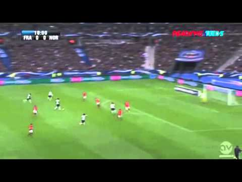 ★ Paul Pogba Amazing Skill vs Norway (27/05/2014) ★ France 4 - 0 Norway ★ [Mr. Roccus]