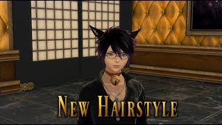 FFXIV: 5.11 New Hairstyle