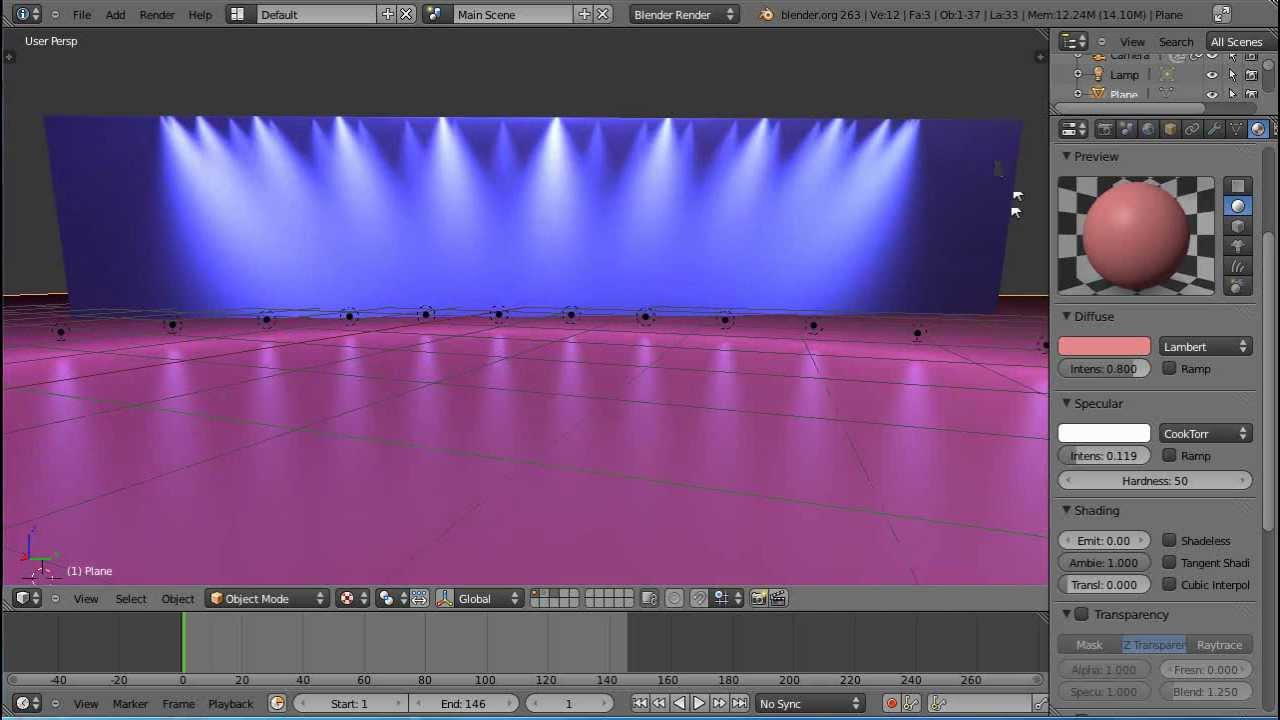 نمط بث افتح stage lighting design software free