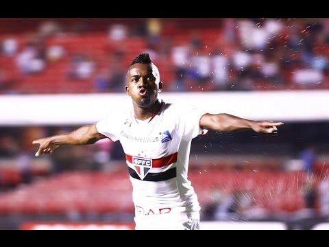 Kelvin - Skills & Gols - São Paulo FC